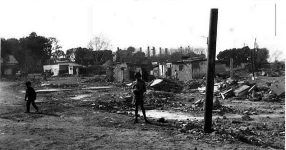 Villa 31, símbolo de la resistencia villera contra la Dictadura
