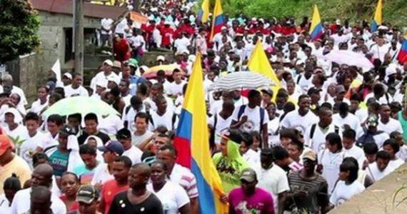 Colombia: primer paro nacional del año frente a un gobierno que colapsa