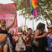 """La Plata: """"¡trava que se organiza, no aguanta más paliza!"""""""