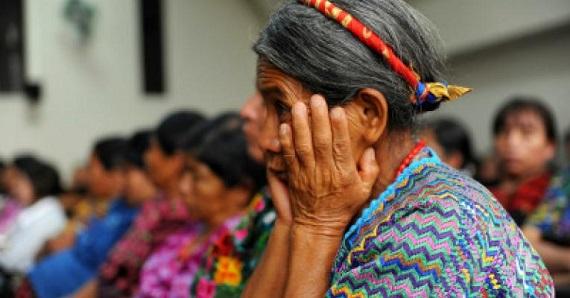 Guatemala: las q'eqchi's de Sepur Zarco, voces que nos hacen justicia