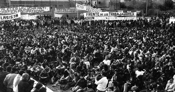 """A 40 años del Golpe: """"El poder de las empresas no se quedó restringido a los setenta, sino que sigue en la actualidad"""""""