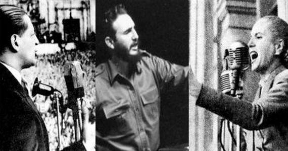 Bogotazo, peronismo… y en eso llegó Fidel