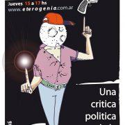 La Luna con Gatillo: Una Crítica Política de la Cultura
