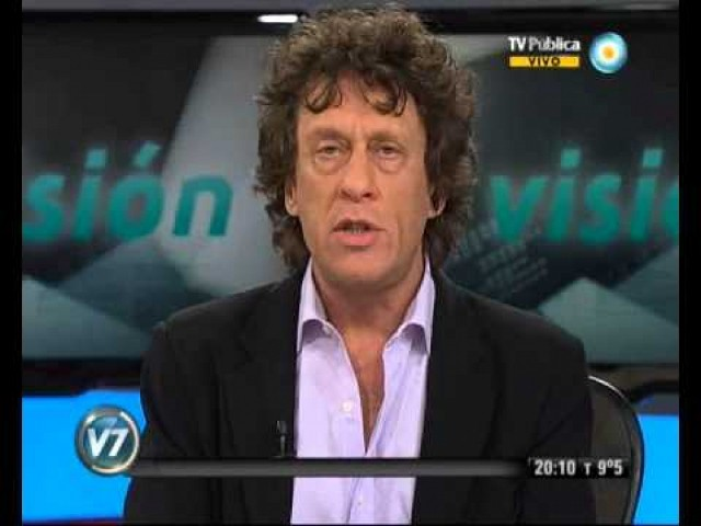 """Pedro Brieger: """"Mi compromiso es con los oyentes, no con los ministros"""""""