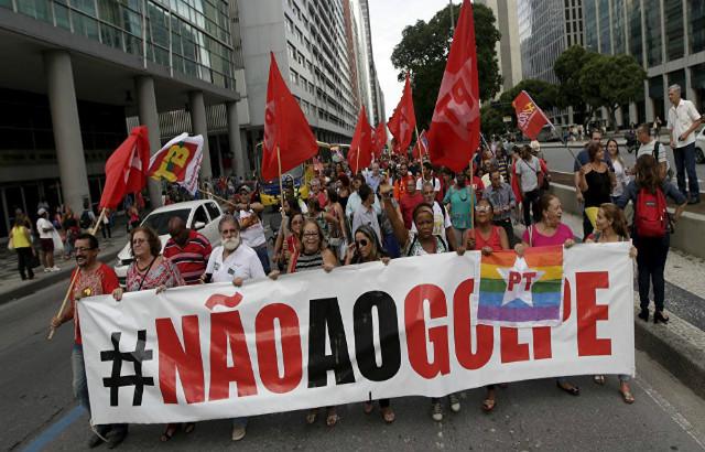 Brasil: otro golpe de Estado avanza en Nuestra América