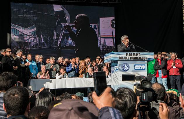 ¿Quién le teme al sindicalismo argentino? Acerca del acto del 29A