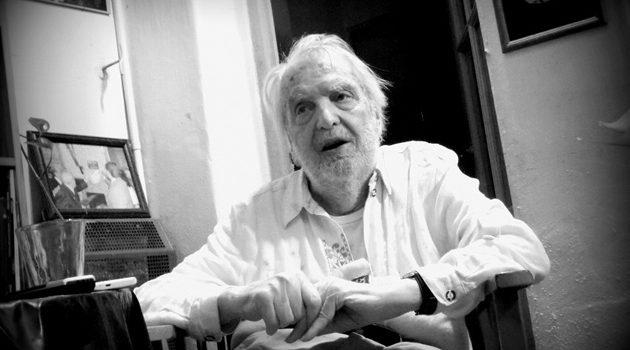"""Osvaldo Bayer: """"Yo creo que la solución es el socialismo en libertad"""""""