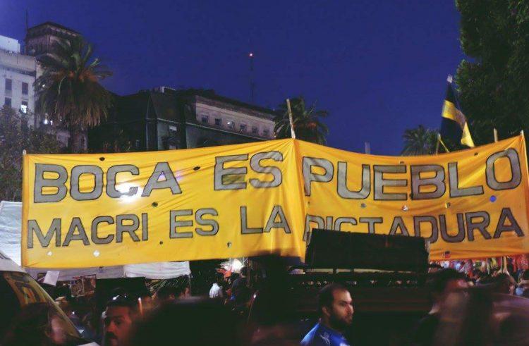 Negocios inmobiliarios y fútbol: apuñalaron a militante de Boca es Pueblo