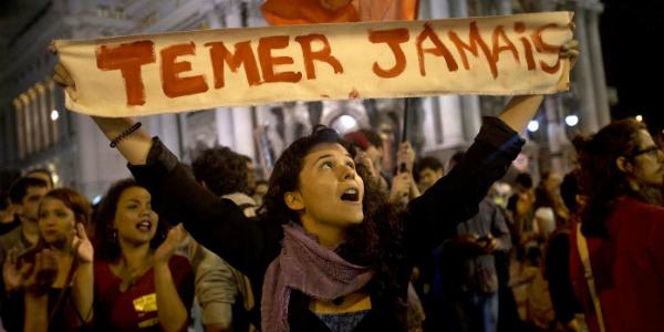 Brasil: las resistencias contra un golpe patriarcal