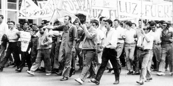 """Memorias de la resistencia: """"El Cordobazo"""""""