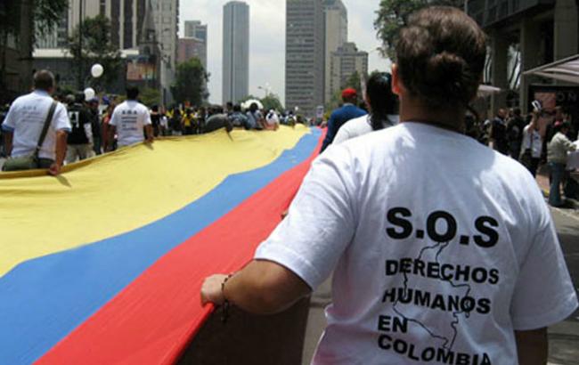 Guerra y paz: la actualidad de los derechos humanos en Colombia
