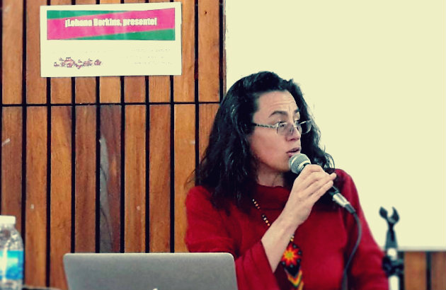 "Jules Falquet: ""Las mujeres son construidas socialmente por la relación estructural de poder"""