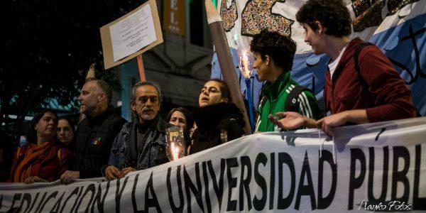 Macri lo hizo: todxs juntxs en defensa de la educación pública