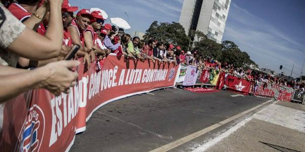 Confirmado el impeachment a Dilma, Brasil se moviliza
