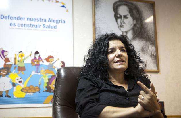 """Checha Merchán: """"Que nuestro rol no sea secundario en las nuevas luchas"""""""