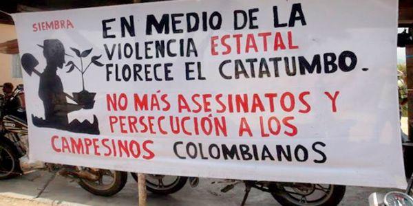 Catatumbo colombiano: entre el olvido estatal, el conflicto armado y la paz