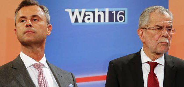 Los neonazis ganan las elecciones en Austria