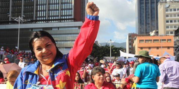 La política, el Estado y las mujeres en la revolución bolivariana