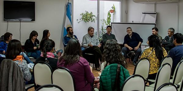 Encuentro Nacional de Prácticas Comunitarias en Salud
