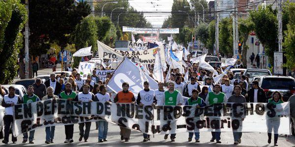 Rebelión patagónica contra el ajuste y los tarifazos