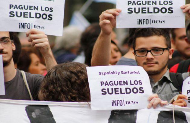 Cerró Infonews: las y los periodistas de la Argentina también se quedan sin trabajo