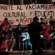 Conservatorio Manuel de Falla y el reclamo por edificio propio