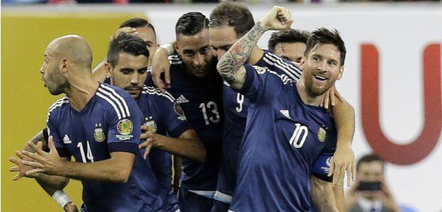 Argentina en la final, o cómo mandar a casa a los Estados Unidos