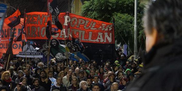 #JunioArdeRojo: Jornada Cultural en la Estación Darío y Maxi