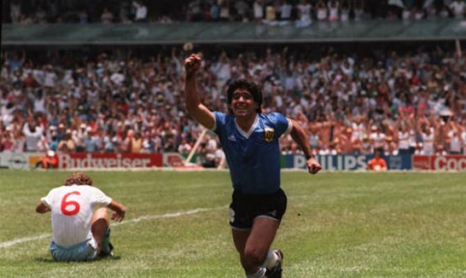 El día en que nos perdimos el gol de Maradona a los ingleses