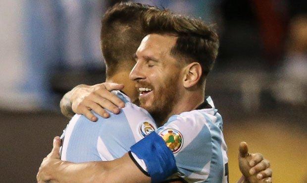 Messi, no vengas más
