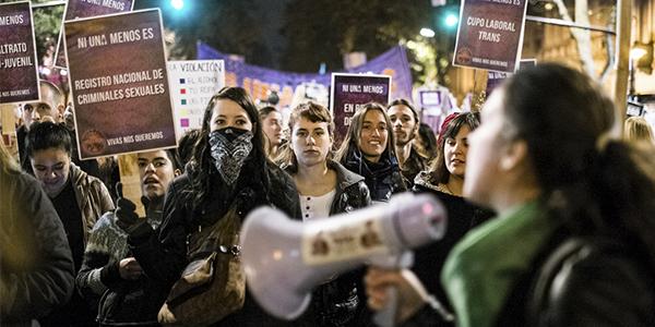 """Claudia Korol: """"El #NiUnaMenos es fruto de muchos años de debate feminista"""""""
