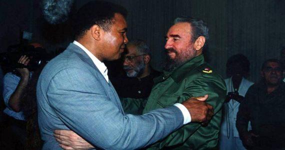Muhammad Ali: hoy el cielo es un cuadrilátero