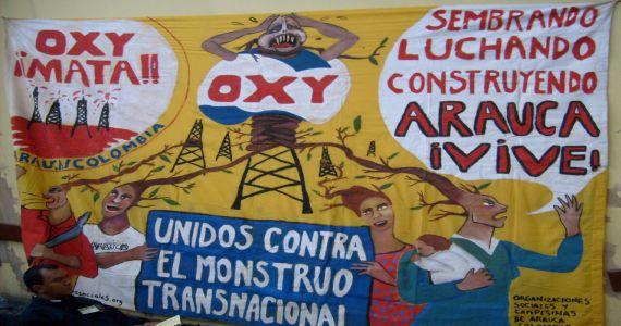 Colombia: el paro, tres asesinados y la mano negra del negocio petrolero