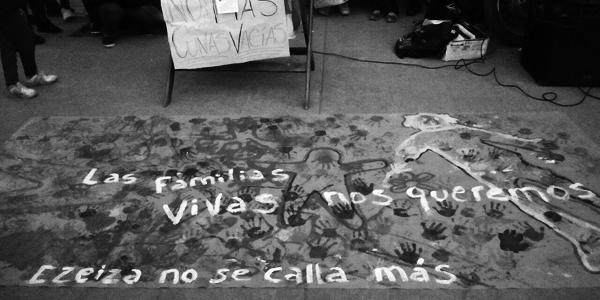 """""""Ezeiza no se calla más"""": denuncian desaparición de bebés"""