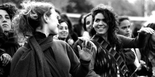 La amistad entre mujeres: ser amigas, hermanas