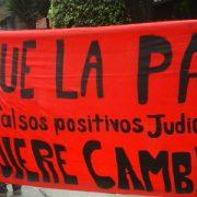 Continúa persecución jurídica contra líderes sociales en Colombia