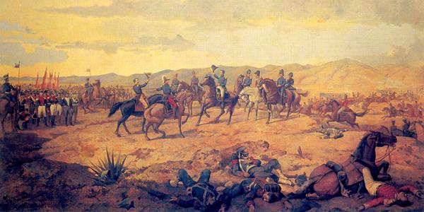 Los próceres de la Independencia de España no planearon las naciones como las conocemos en la actualidad