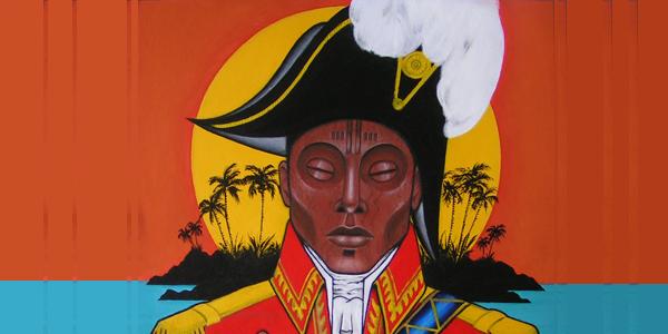 Toussaint-Louverture, líder del movimiento de independencia de Haití