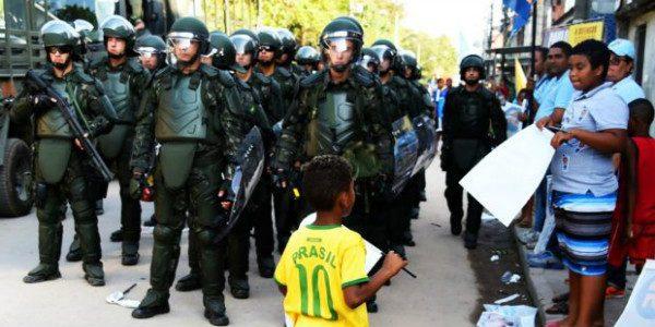 """El segundo """"Julio Negro"""" en la resistencia brasilera"""