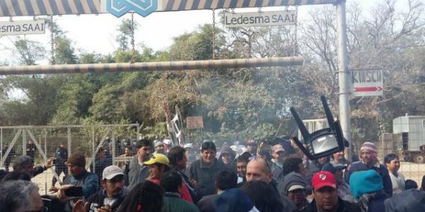 Jujuy vive sus horas más tristes: otra vez la represión y las persecuciones