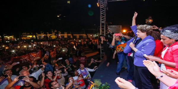 "Dilma Rousseff: ""La defensa de la democracia exige lucha diaria"""