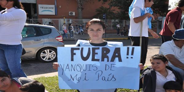 América Latina: el discurso antiterrorista y las bases militares