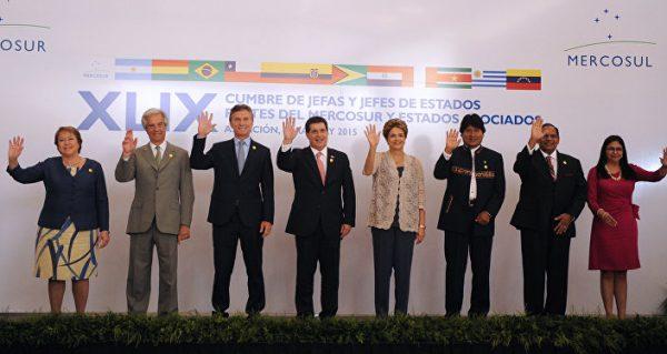 Crisis en el Mercosur: gobiernos de derecha aislan a Venezuela y miran a la Alianza del Pacífico
