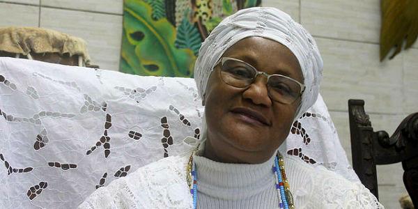 Wanda d´Oxum: tradición ancestral y fuerza femenina negra