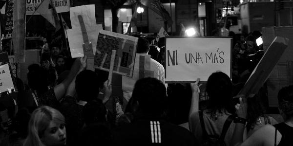 Violentada por un macho y la ausencia del Estado. Por Salomé González, ¡justicia!