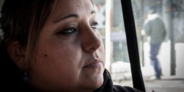 """Carolina Abregú: acompañar y que las mujeres puedan """"plantarse y reclamar por sus derechos"""""""
