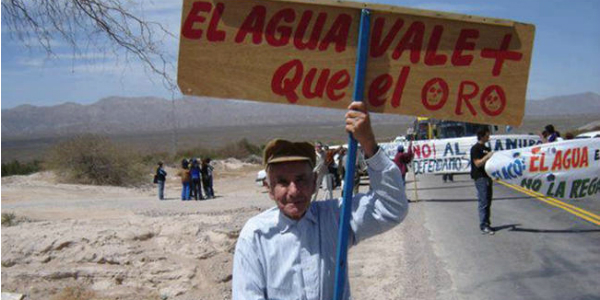 Derrame de cianuro en Mina Veladero: Barrick Gold lo hizo de nuevo