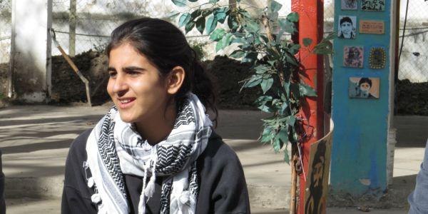 Malak Khatib: la juventud encarcelada por Israel
