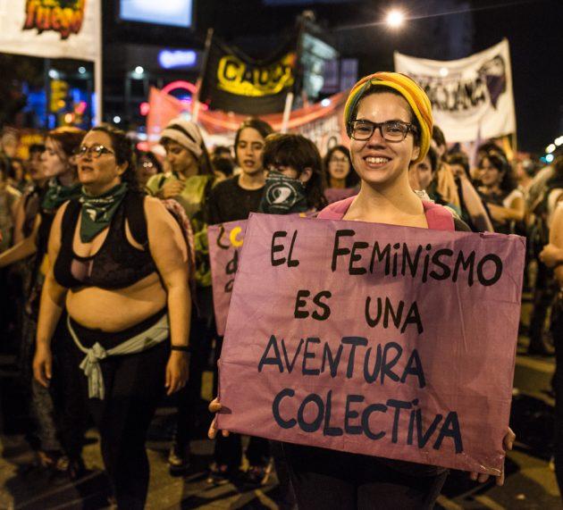 Chile. Sororidad como estrategia para vivir