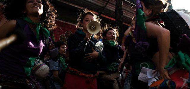 El feminismo que sabemos construir: rabioso, contagioso y popular